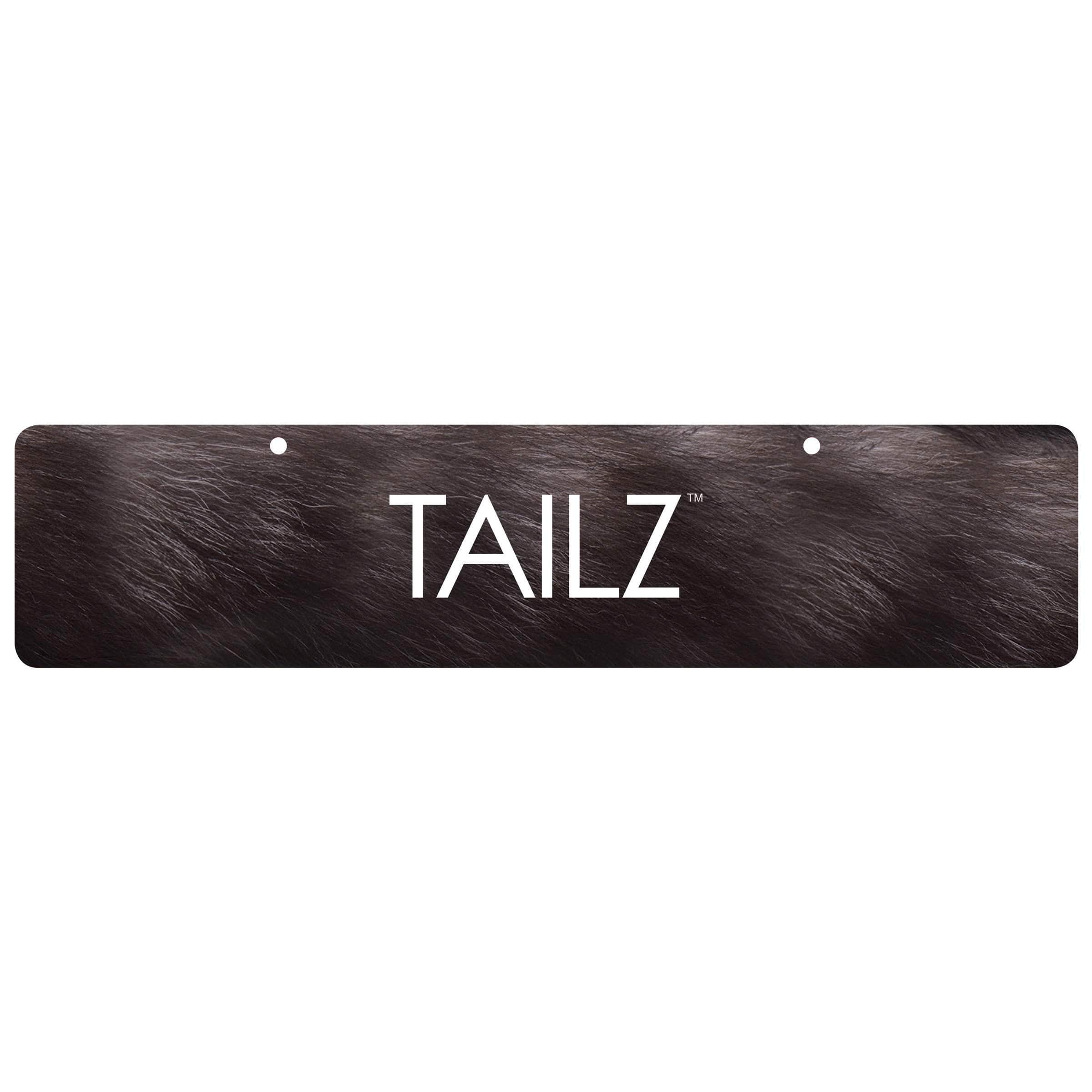 Tailz Display Sign