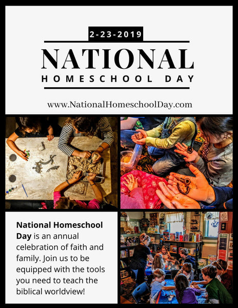 National Homeschool Day 2019