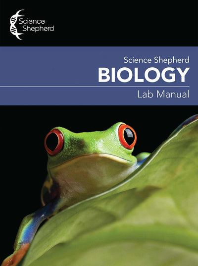 Science Shepherd High School Biology Curriculum Lab Manual cover