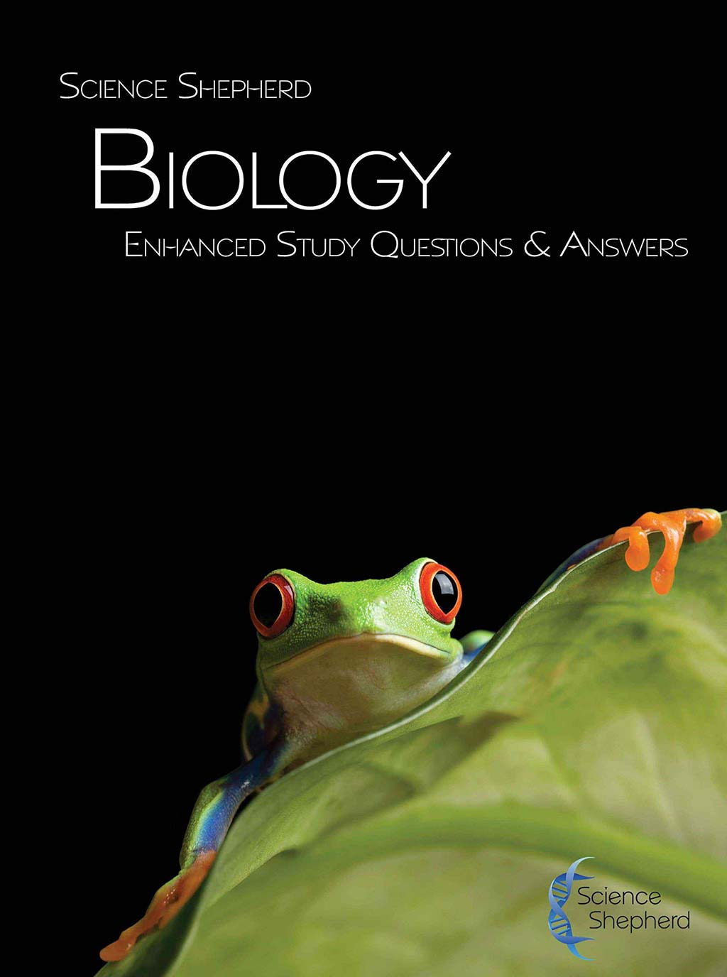 Science Shepherd Homeschooling Biology Study Question and Answer DVD cover