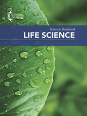 Science Shepherd Life Science homeschool curriculum textbook cover