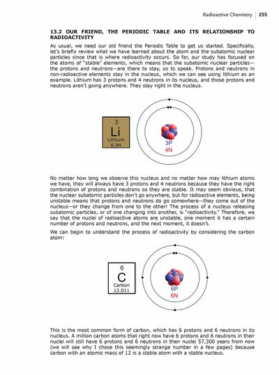 Science Shepherd Fundamentals of Chemistry homeschool curriculum textbook sample page 2