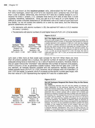 Science Shepherd Homeschool Chemistry textbook Fundamentals of Chemistry sample page 5