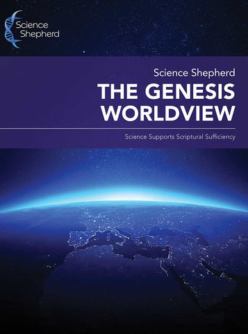 The Genesis Worldview free homeschool video course cover