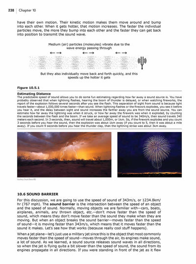 Science Shepherd homeschool Physics curriculum textbook sample page 3