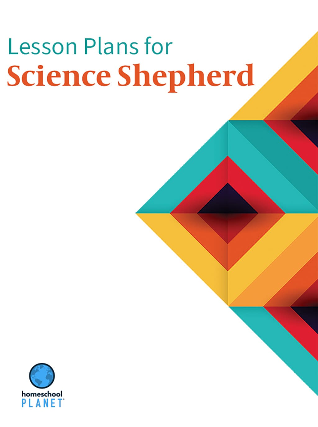 Science Shepherd Homeschool Planet middle school lesson plan cover