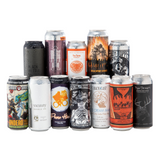 Gods of Beer Dark Side: IPA and Dark Beer Subscription