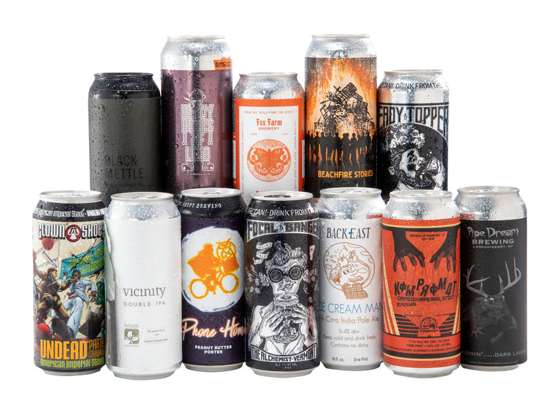 Gods of Beer Dark Side: IPA's and Dark Beer Subscription