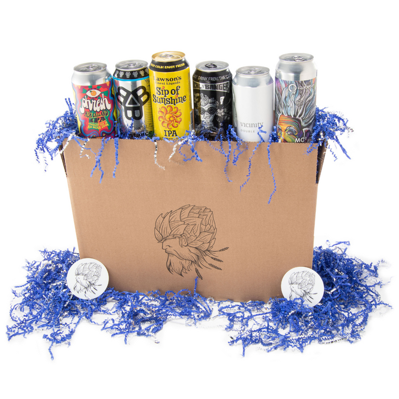 Game Day Craft Beer Gift