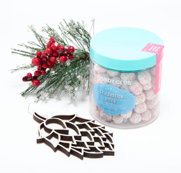 Holiday Hops Ornament and Celebration Cupcake Bites