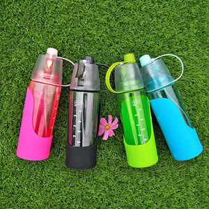 MyZOO OUTDOOR 600 Botella Con Cuenco