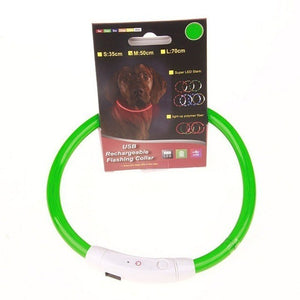 MyZOO SUPERLIGHT Collar Luminoso (USB)