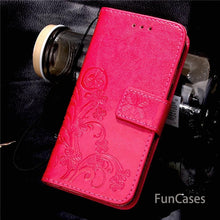 Cargar imagen en el visor de la galería, Butterfly Flip Leather Case For Samsung Galaxy S3 S4 S5 Mini S6 S7 Edge Note3 4 5 G530 G360 A310 A510 J1 J3 J120 J510 Cover