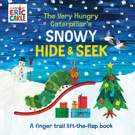 The Very Hungry Caterpillar's Snowy Hide & Seek