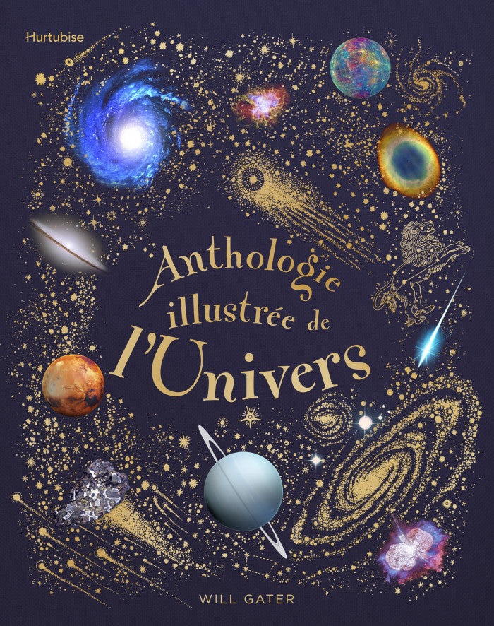Anthologie illustrée de l'Univers