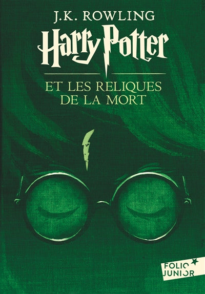 Harry Potter, T7: Harry Potter et les reliques de la mort (Folio Junior poche)