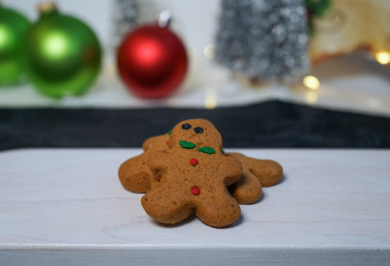 Gingerbread Boys (Small) Christmas Cookies
