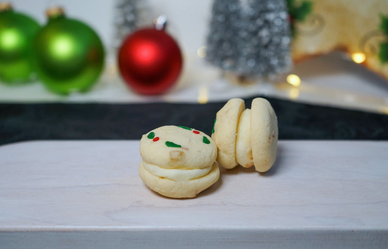 Lemon Cookie Christmas Cookies