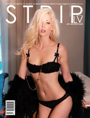 STRIPLV Issue 0421/0521 with Charlotte Stokely, David Beckham, Dakota Johnson, Anne Hathaway, Kate Winslet, Gwyneth Paltrow, Kristen Scott Thomas, Rachel McAdams, Leslie Golden, Orenda, Asian Demoiselle, Megan Salinas, Beau and more