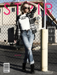 STRIPLV Issue 0918 with Jeanie Marie, Toni Collette, Criss Angel, Jennifer Lopez, Halsey, Charli XCX, Karlie Montana, Faye Reagan, Elle Alexandra, Ashlyn Molloy, Nikki Rhodes, Heather Carolin, Scar, Crystal Clark and more