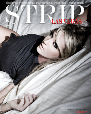 Strip Las Vegas Mag #40 AJ Bailey, Charlie Laine and Melissa Jacobs