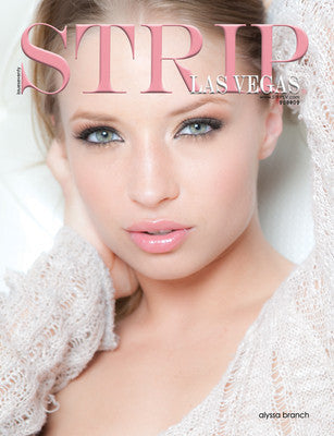 Strip Las Vegas Mag #70 Alyssa Branch, Aiden Ashley, Noelle Aurelia, Phil Varone