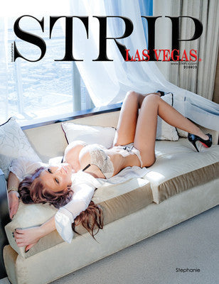Strip Las Vegas Mag #69 Stephanie, Kayden Kross, Kimberly Kane, Siegfried & Roy