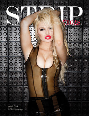 Strip Las Vegas Mag #52 Alexis Ford, Kimberly and Gia Jordan