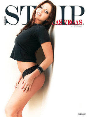 Strip Las Vegas Mag #48 Cali Logan, Tori Black & Monique Alexander, Lux Kassidy