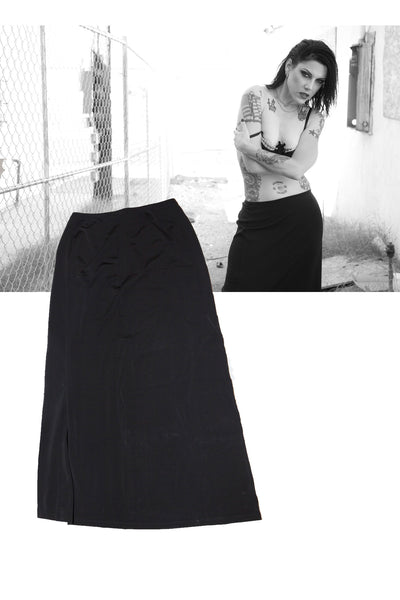 Cadence St. John Skirt from her shoot with Striplv Magazine