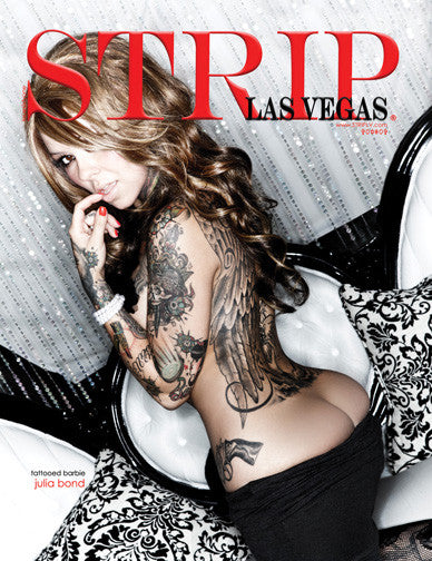 Strip Las Vegas Mag #61 Julia Bond, Alexis Ford, Rebecca Miller