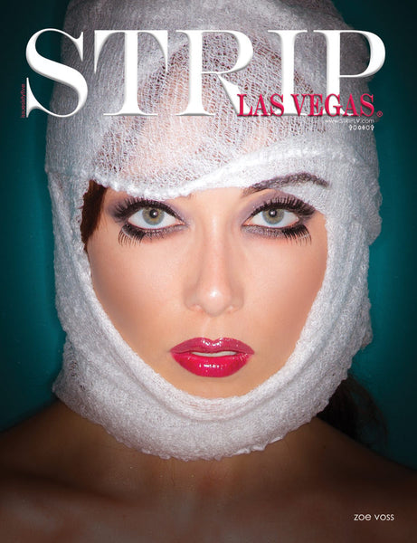 Strip Las Vegas Mag #65 Zoe Voss, Jessie Andrews, Virginia Mae, April Macie