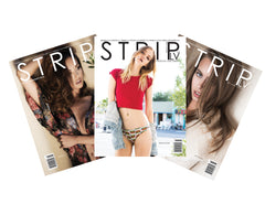 STRIPLV Magazine - Grab Bag - 3 Issues