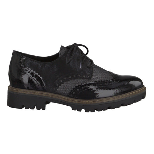Marco Tozzi Brogues- 23718-35 - Black