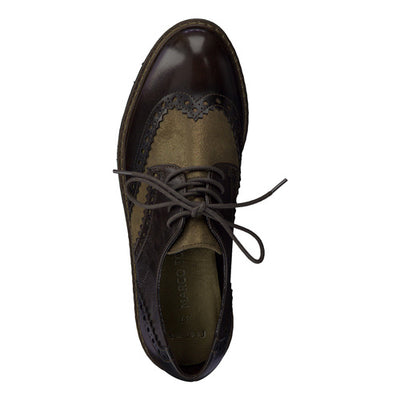 Marco Tozzi Brogues - 23718-35 - Brown