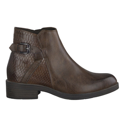 Marco Tozzi Ankle Boots- 25025-25 - Brown