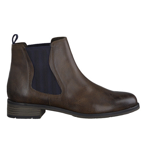 Marco Tozzi Chelsea Boots - 25040-33 - Brown