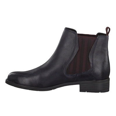 Marco Tozzi Chelsea Boots- 25040-33 - Navy