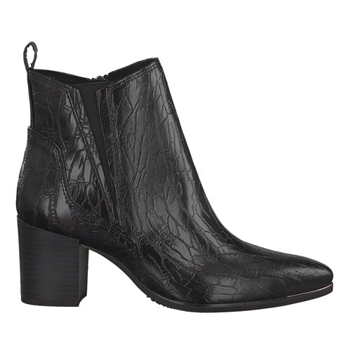 Marco Tozzi Ankle Boots - 25052-25 - Black