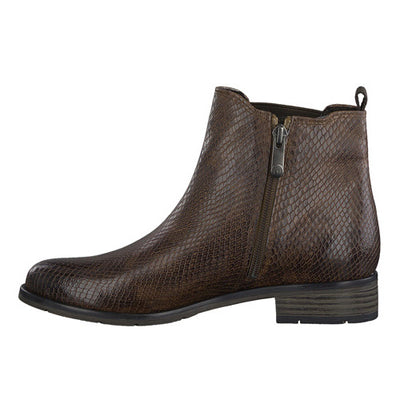 Marco Tozzi Ankle Boots - 25090-35 - Brown