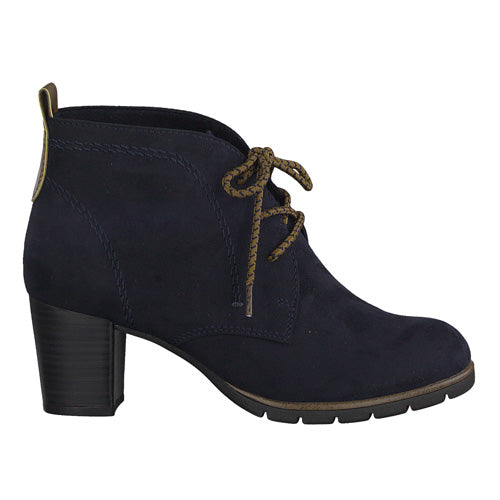 Marco Tozzi Ankle Boots- 25107-35 - Navy