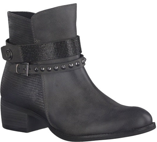 Marco Tozzi - 25306-31 - Grey - Ankle Boot