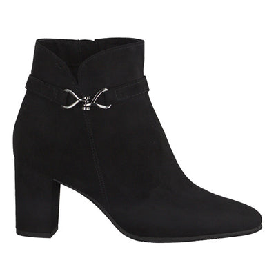 Marco Tozzi Ankle Boots- 25349-25 - Black