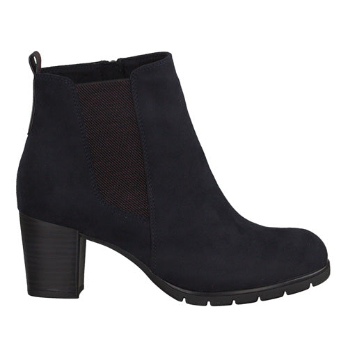 Marco Tozzi Ankle Boots - 25355-35 - Navy