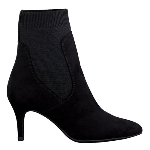 Marco Tozzi  Dressy Ankle Boots- 25392-25 - Black