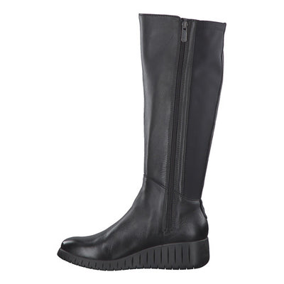 Marco Tozzi Knee Boots - 25614-25 - Black
