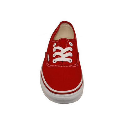 Vans Trainers - Authentic - Red