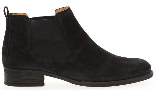 Gabor Chelsea Boots -71.640 - Navy -Suede