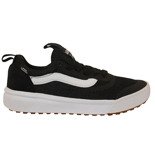 Vans Trainers - Ultra Range - Black/White