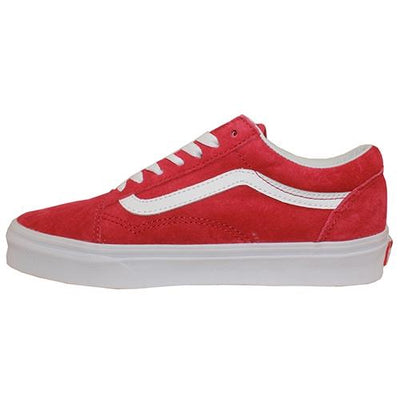 Vans Trainers - Old Skool Retro - Red